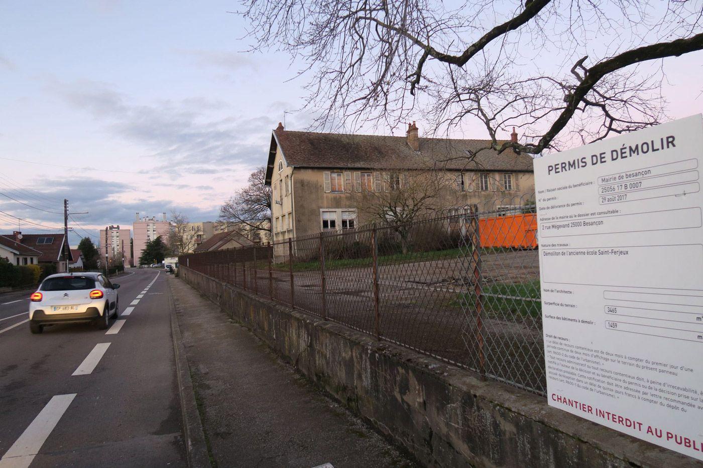 Un projet d'habitat participatif au cœur de Saint-Ferjeux