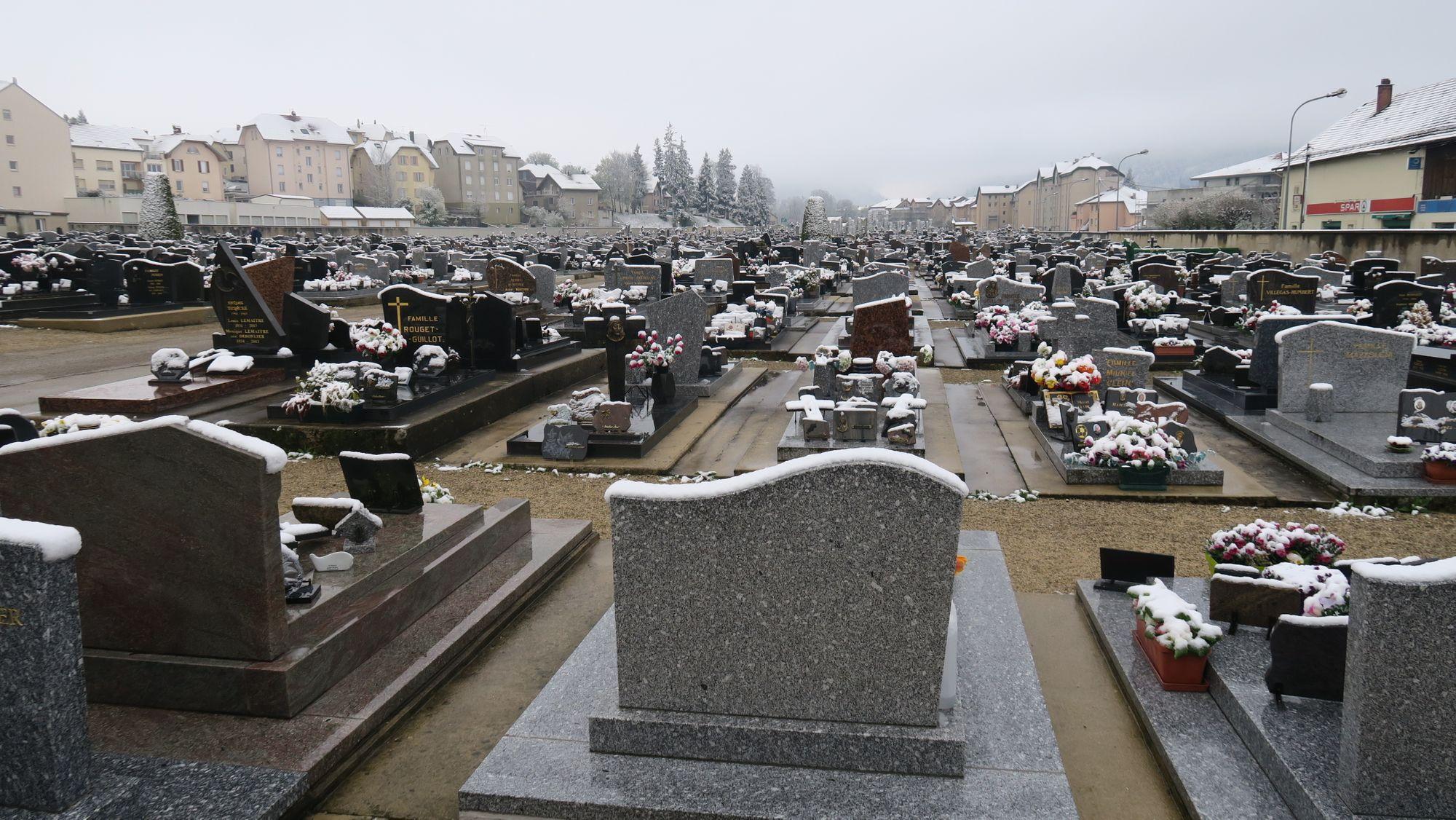 Doubs : un excès de mortalité depuis la mi-mars
