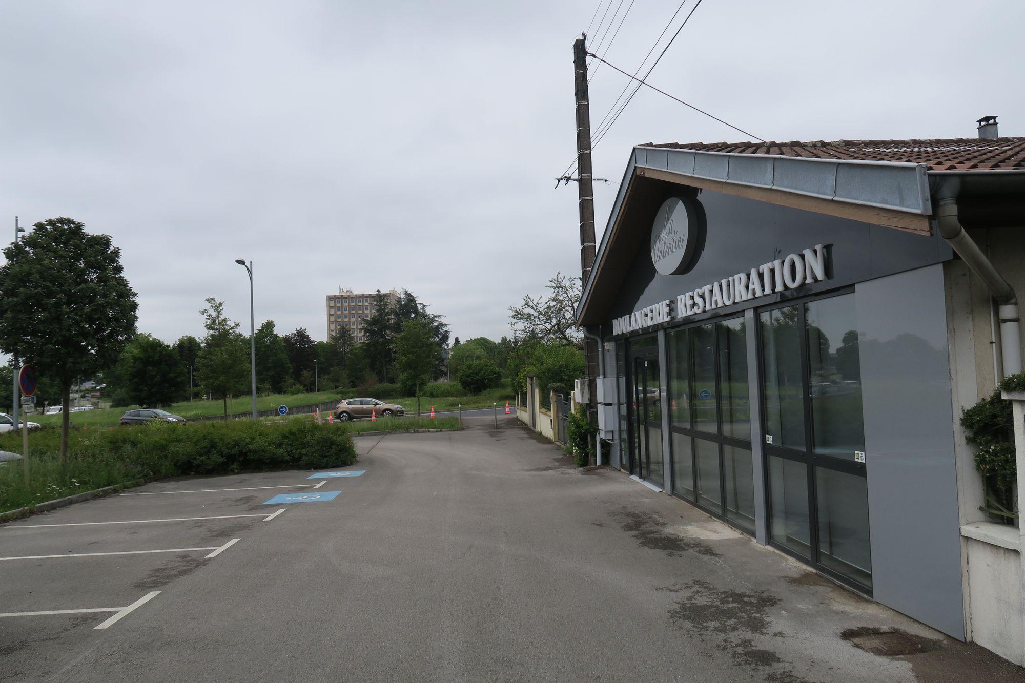 Besançon : triple peine pour la boulangerie La Valentine
