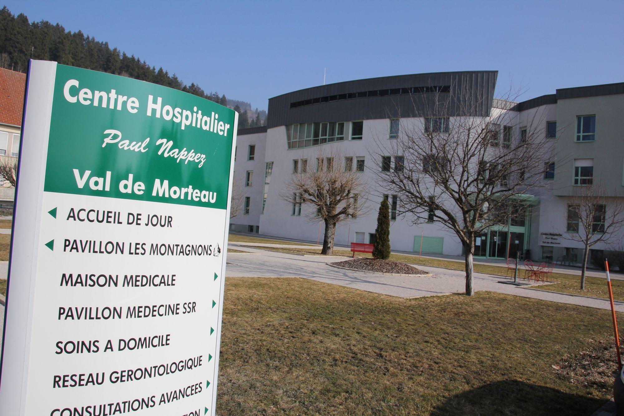 Les visites à l'EHPAD de Morteau bientôt autorisées