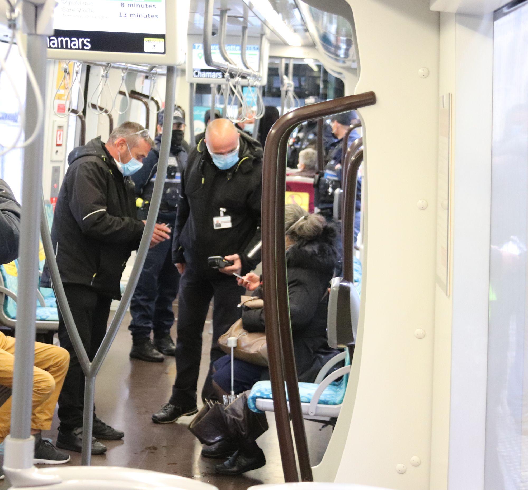 Besançon. Tram et bus : 84% de l'offre d'un jour scolaire habituel en urbain