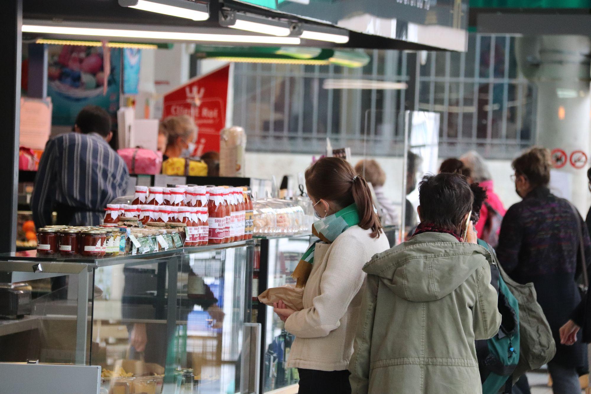 Besançon. Le marché couvert peut augmenter sa capacité d'accueil