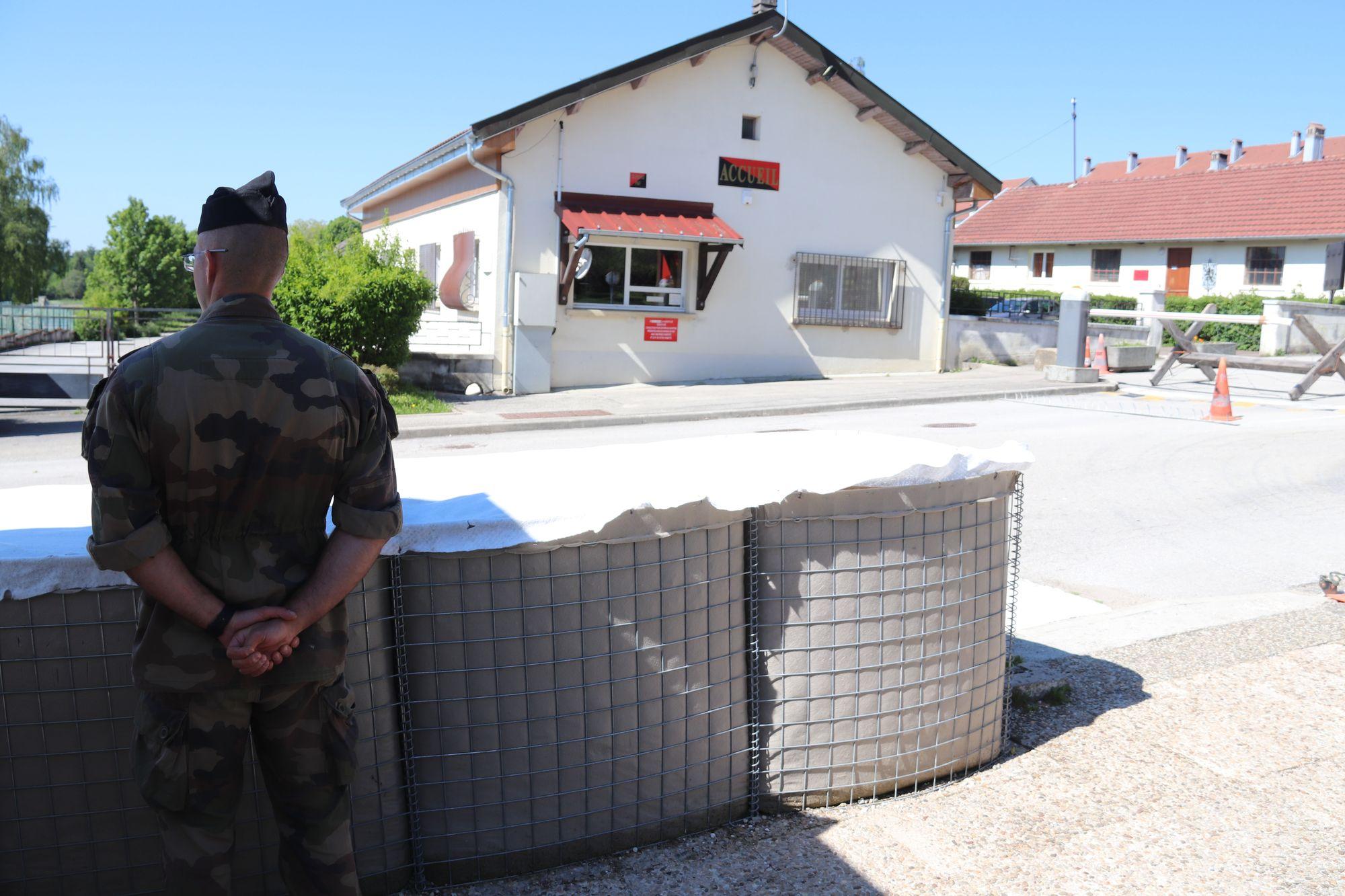 Valdahon. Comment les militaires ont-ils vécu le confinement ?
