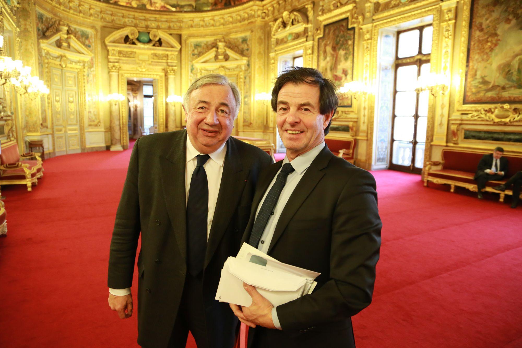 Climat tendu entre le sénateur Grosperrin et le préfet du Doubs