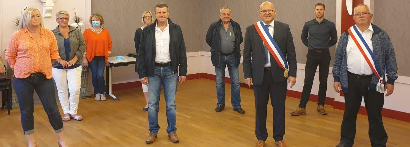 Maîche : Régis Ligier officiellement en route pour un second mandat