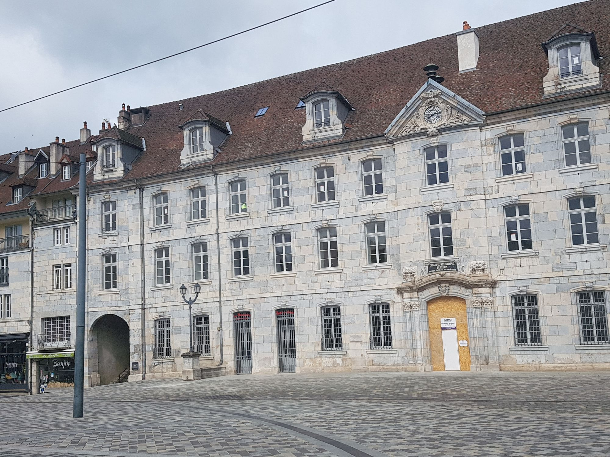 Besançon. La Buvette du Conservatoire ouvre ses portes