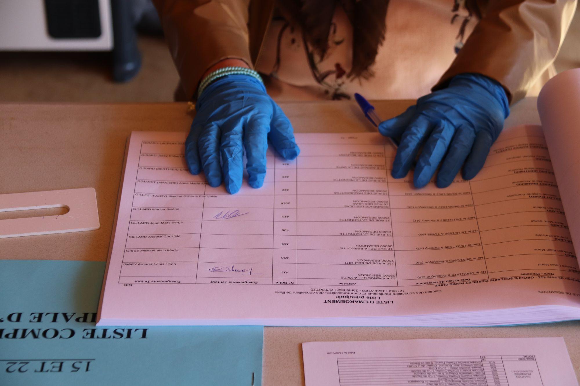 Second tour des municipales, pour voter en toute sécurité