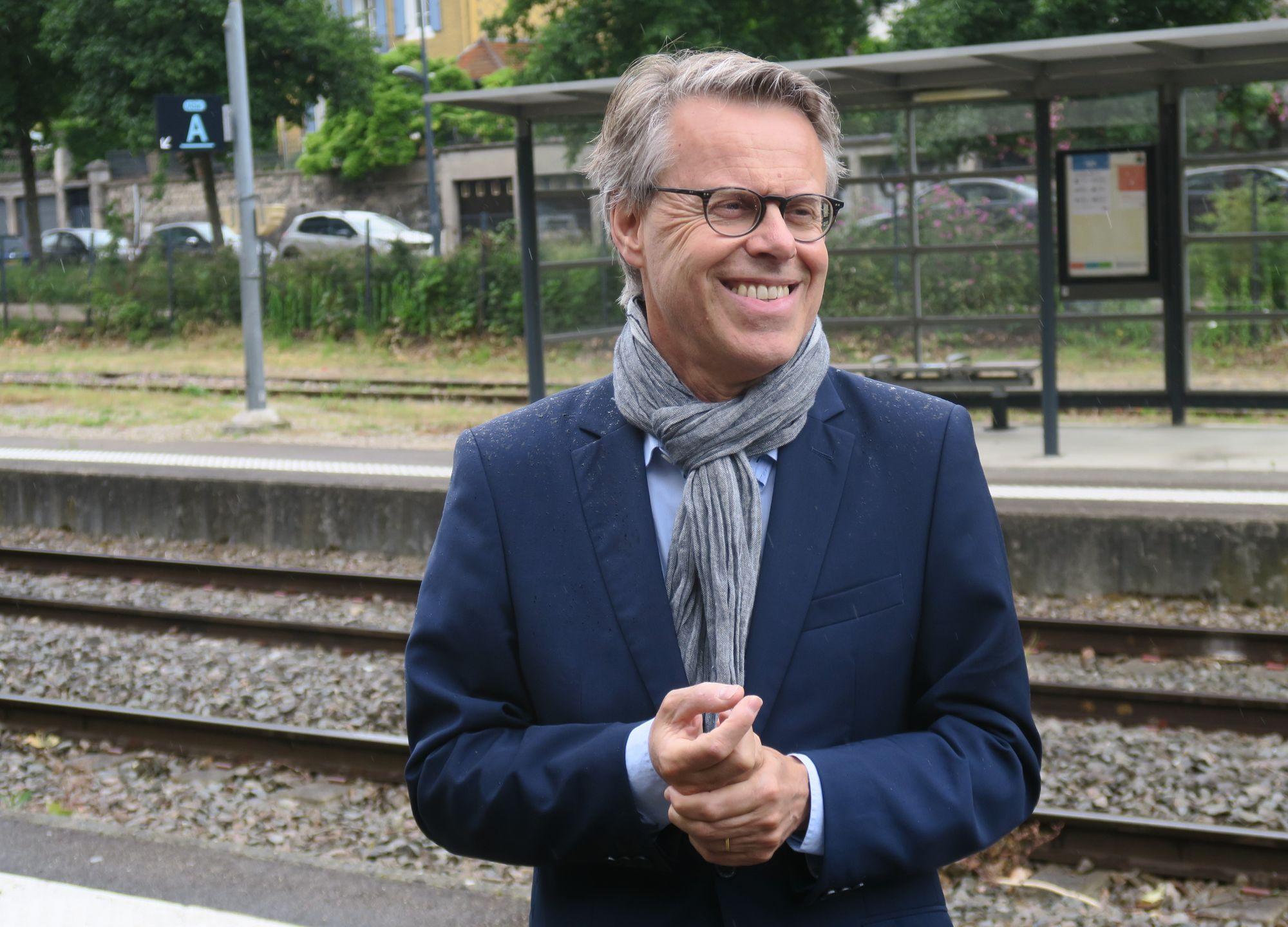 Éric Alauzet dévoile son plan mobilité