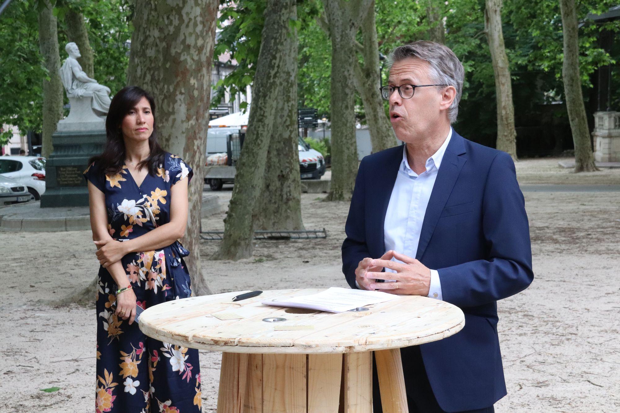 """Besançon. Municipales : Eric Alauzet parle d'une """"nouvelle élection"""""""