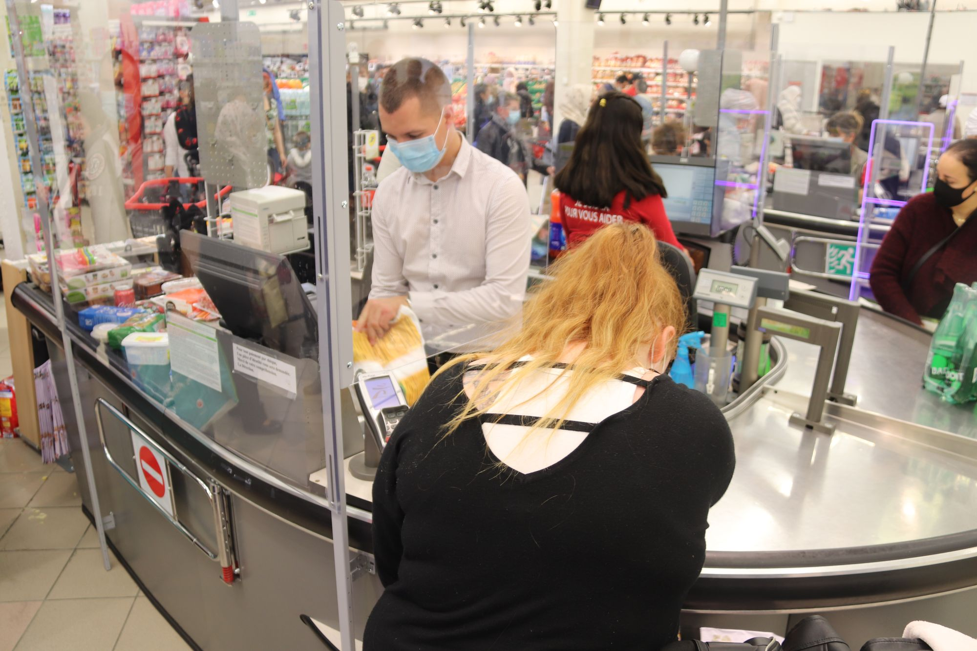 Besançon. Intermarché de Planoise : les clients applaudissent sa réouverture