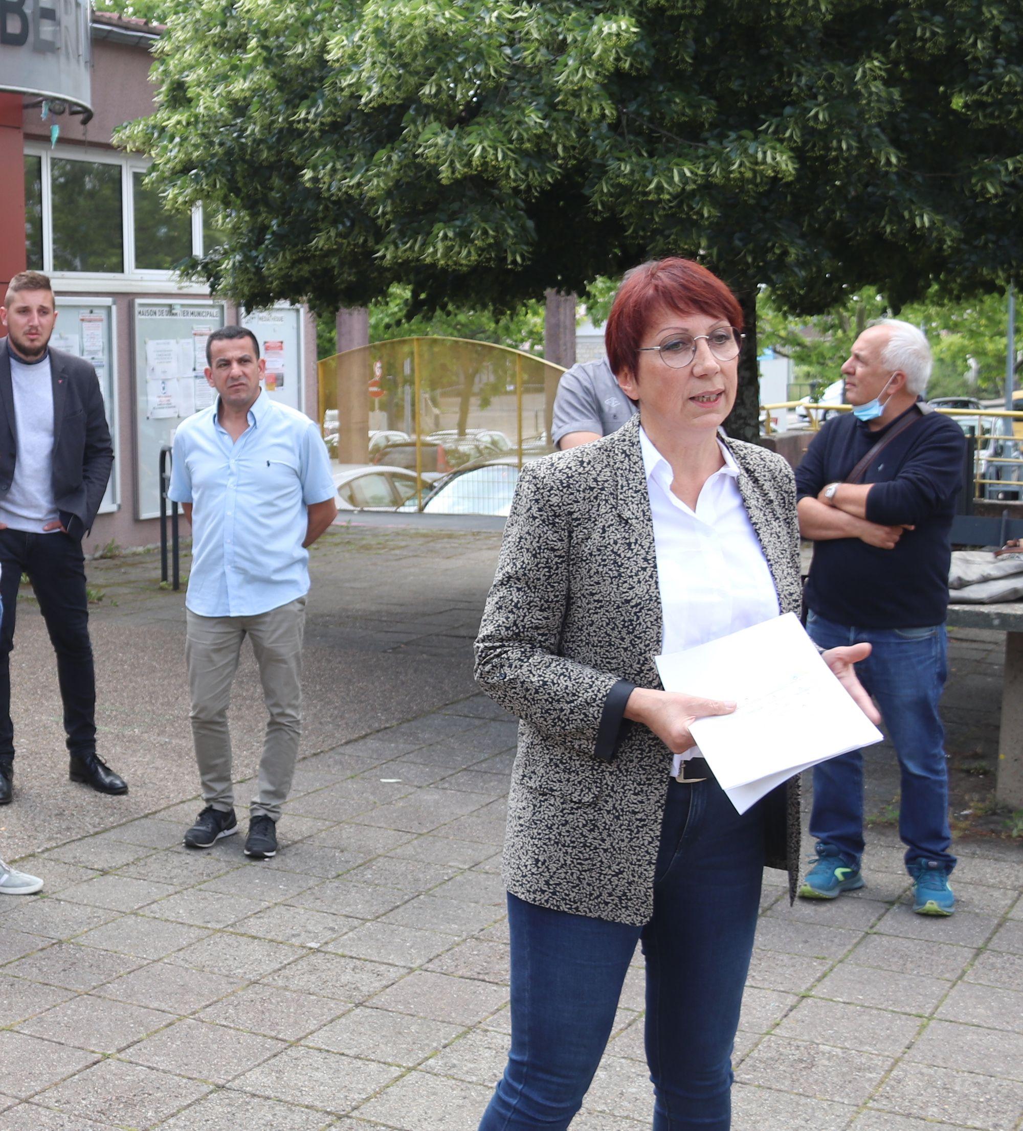 Besançon. Abdel Ghezali sera le numéro 2... à condition qu'Anne Vignot soit élue