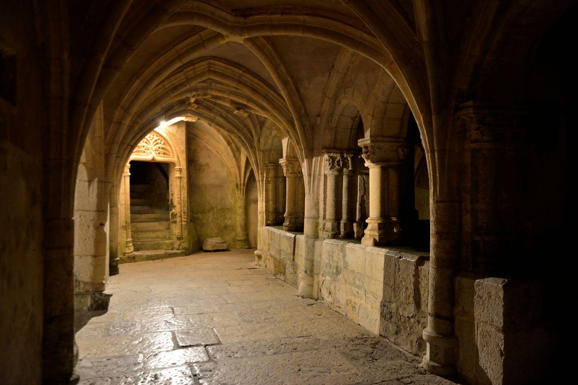Montbenoît. Les visites de l'abbaye résistent à tous les fléaux