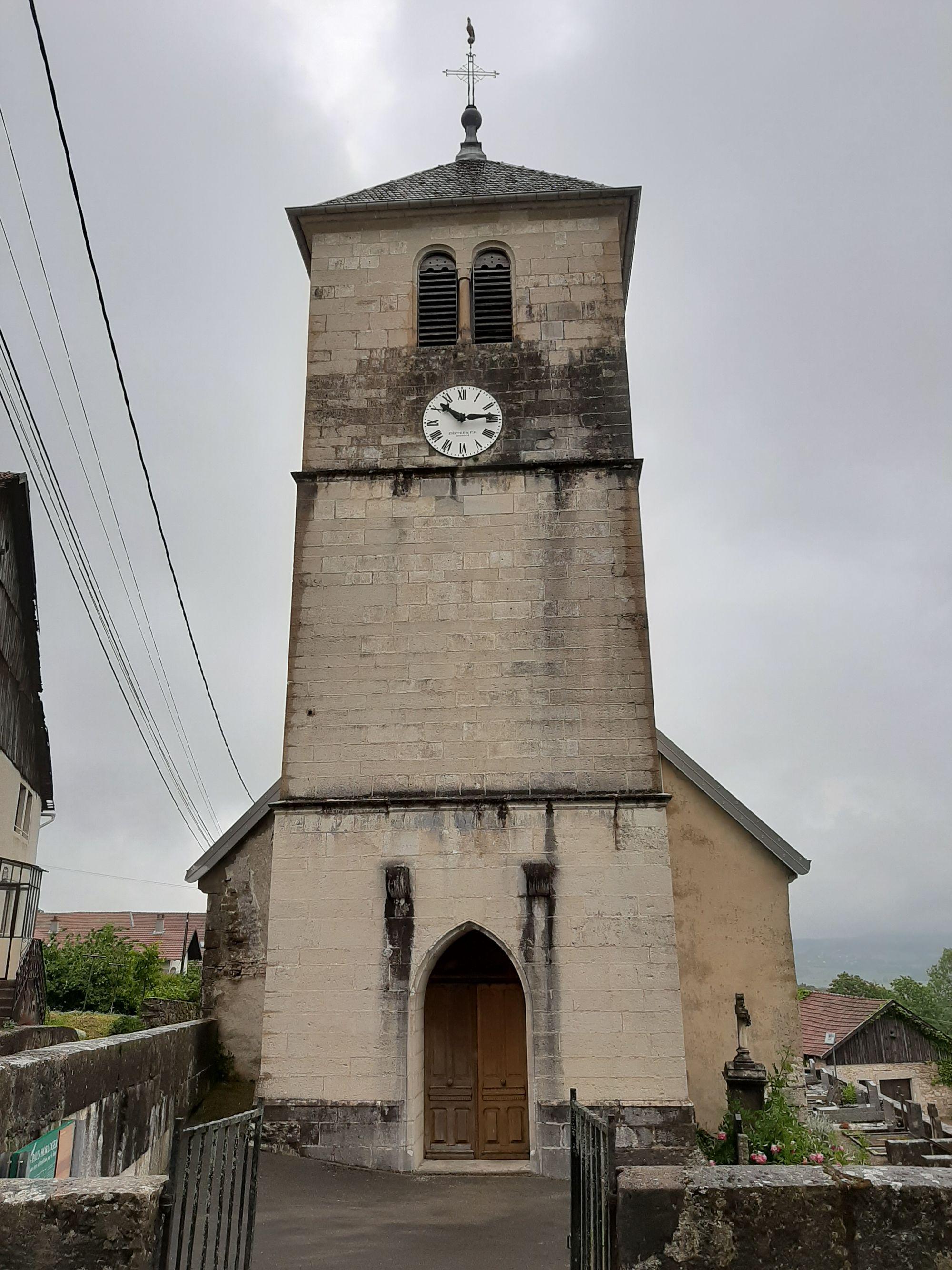 Cernay-l'Église. Des travaux d'ampleur pour l'église Saint-Antoine