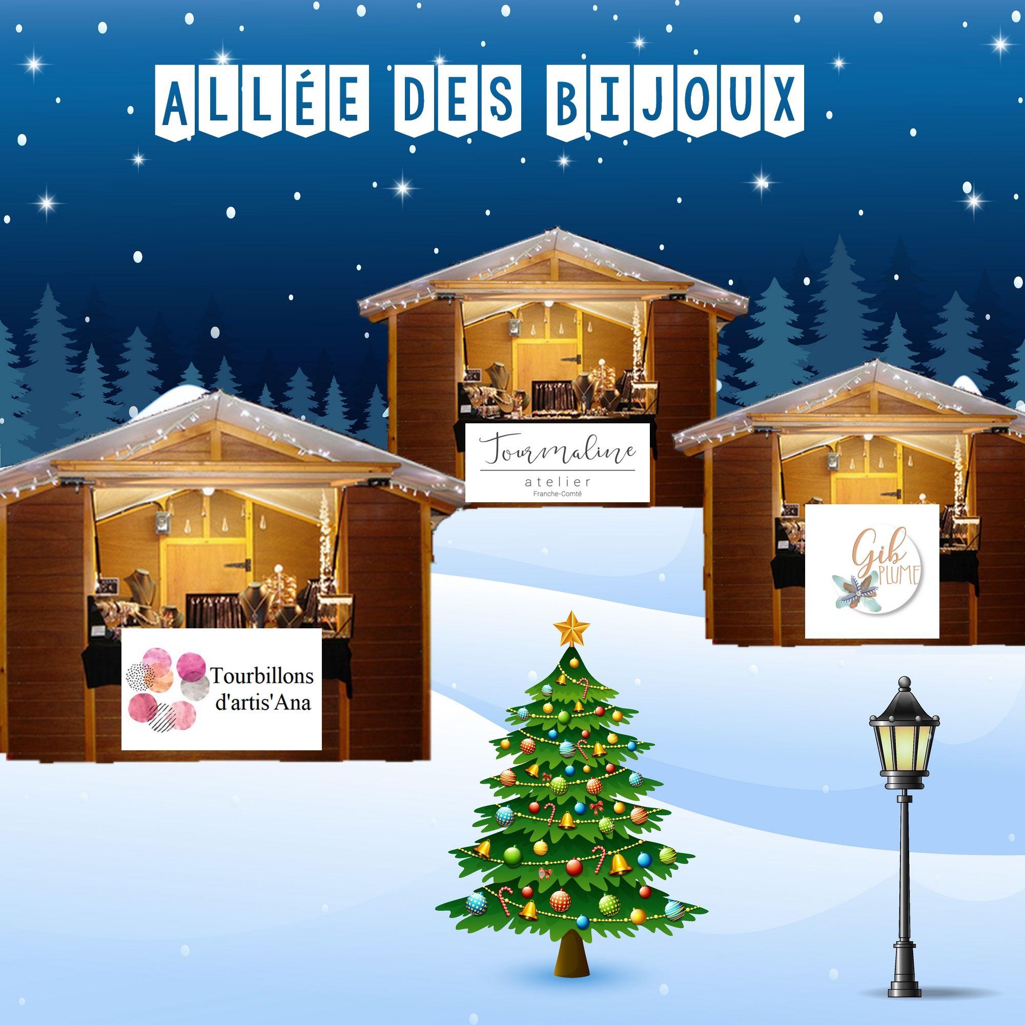 Un marché de Noël 100% artisanal, virtuel, éthique et zéro déchet !