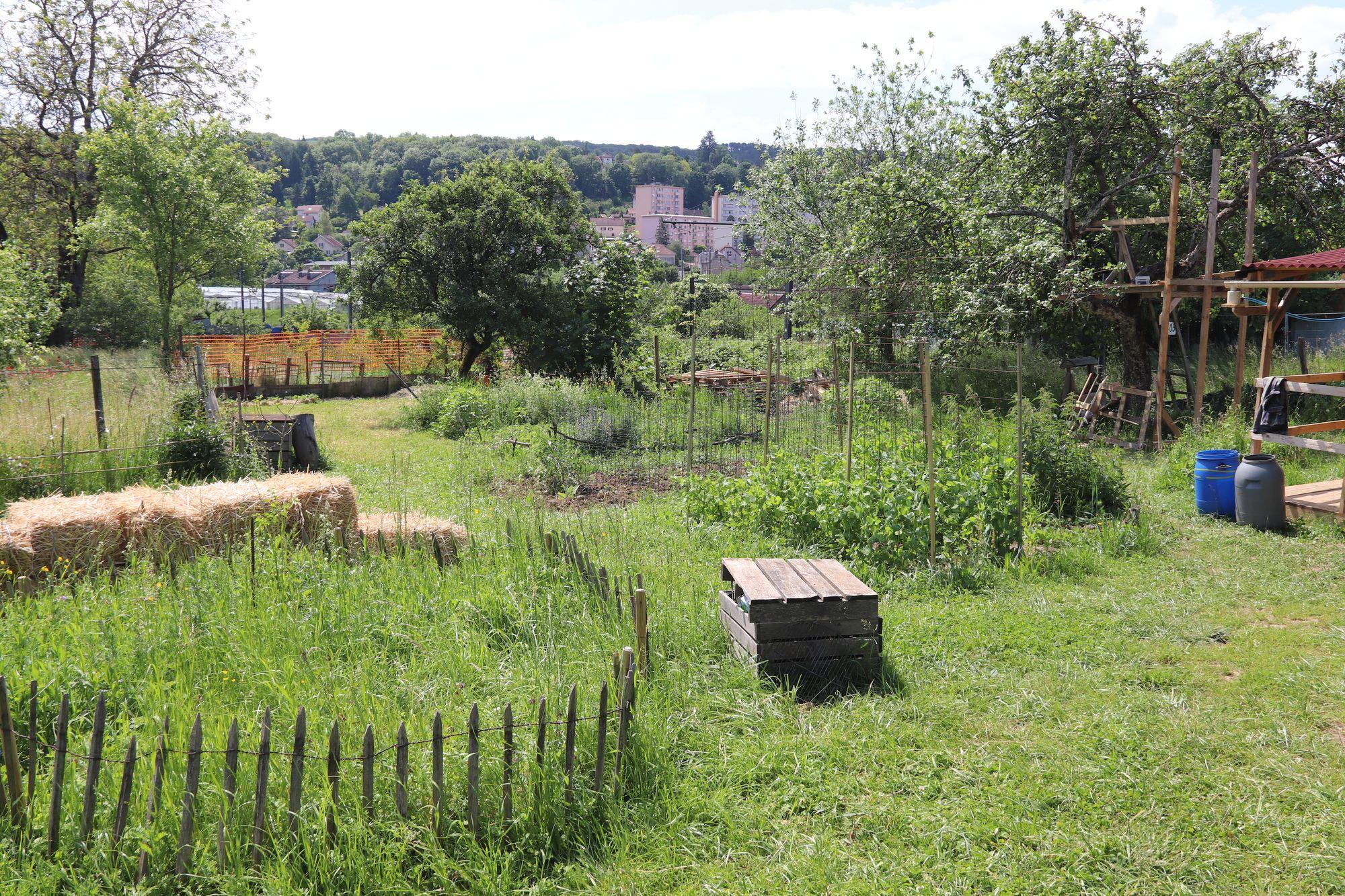 """Besançon. Le """"Jardin des Vaîtes"""" propose un cycle d'événements en juin pour renseigner, débattre"""