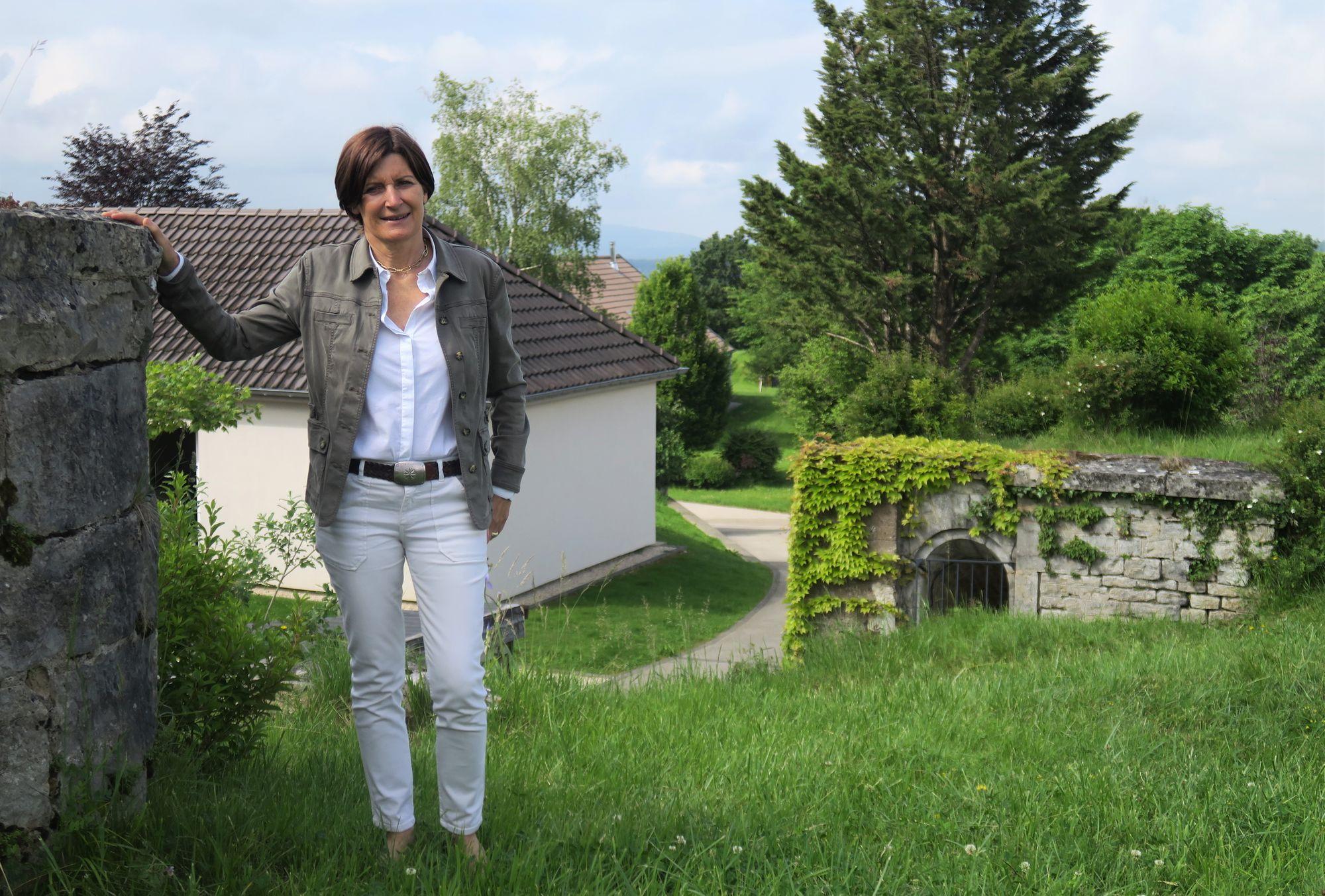 Marie-Anne Spony, une pro du tourisme au service du tourisme