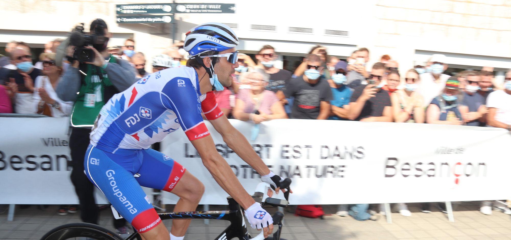 """Cyclisme. Thibaut Pinot : """"Je me sens bien"""""""